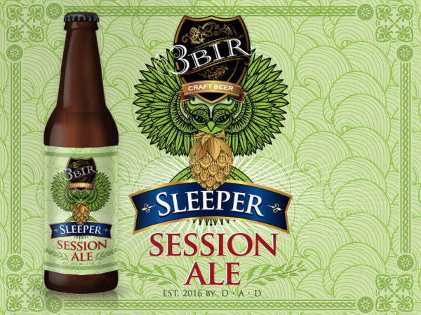 Session ale pivo-Sleeper