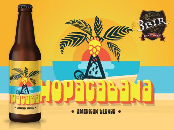 Zbir pivo Hopacabana
