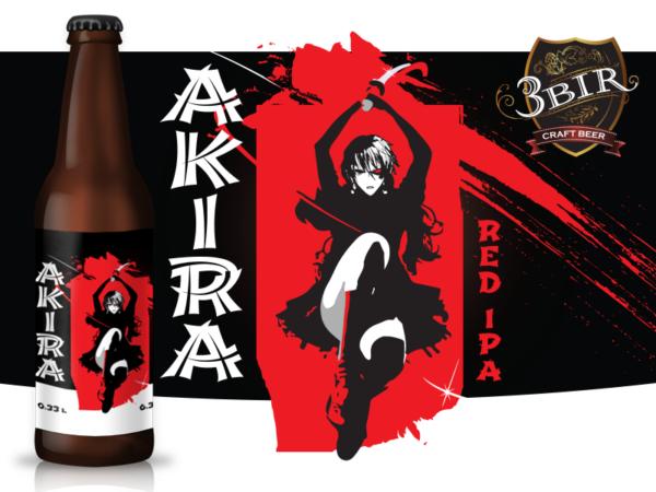 Akira red ipa 3bir